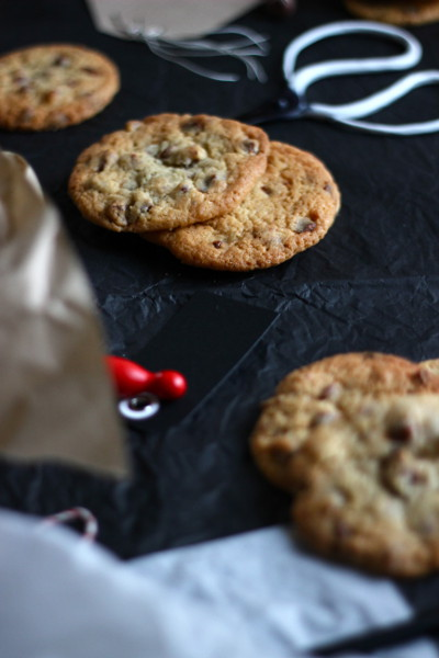 Cinnamon Chocolate Chip Pecan Cookies 2