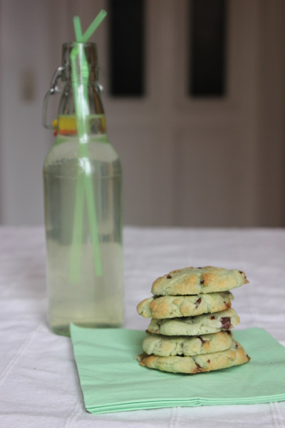 Mint Chocolate Cookies 1